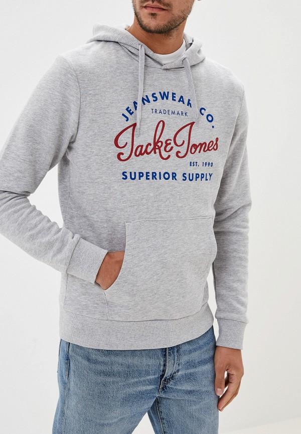 Худи Jack & Jones Jack & Jones JA391EMFKGG2 худи jack