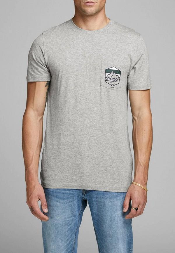 Фото - Футболка Jack & Jones Jack & Jones JA391EMFYQM3 футболка jack
