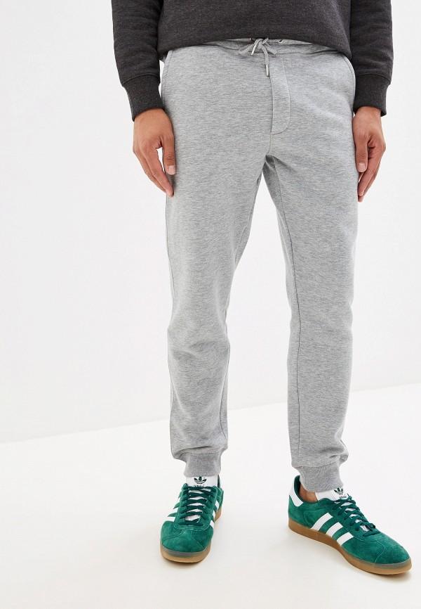 мужские спортивные спортивные брюки jack & jones, серые