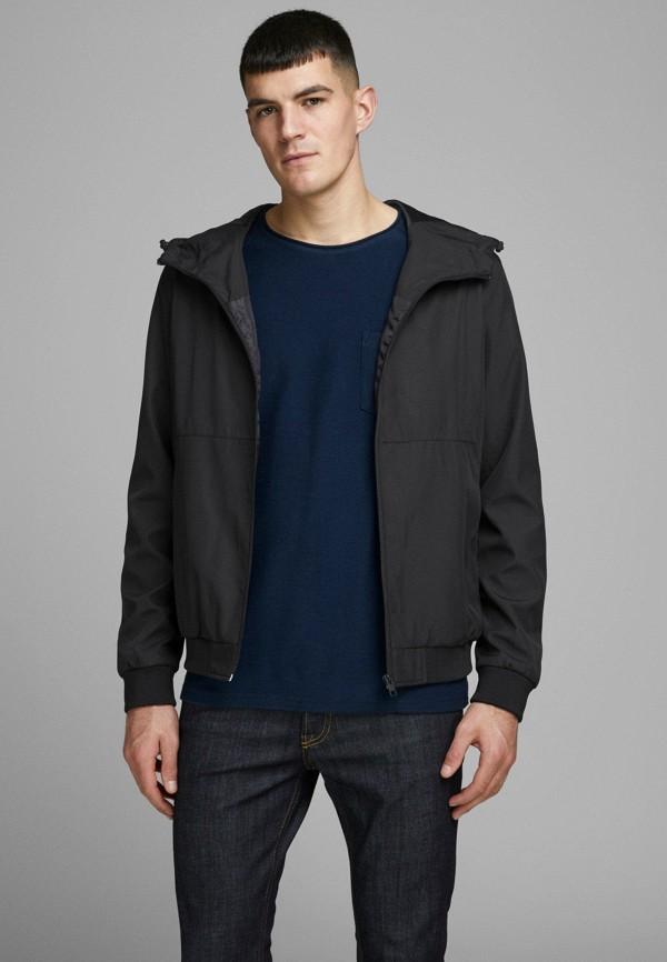 мужская куртка jack & jones, серая