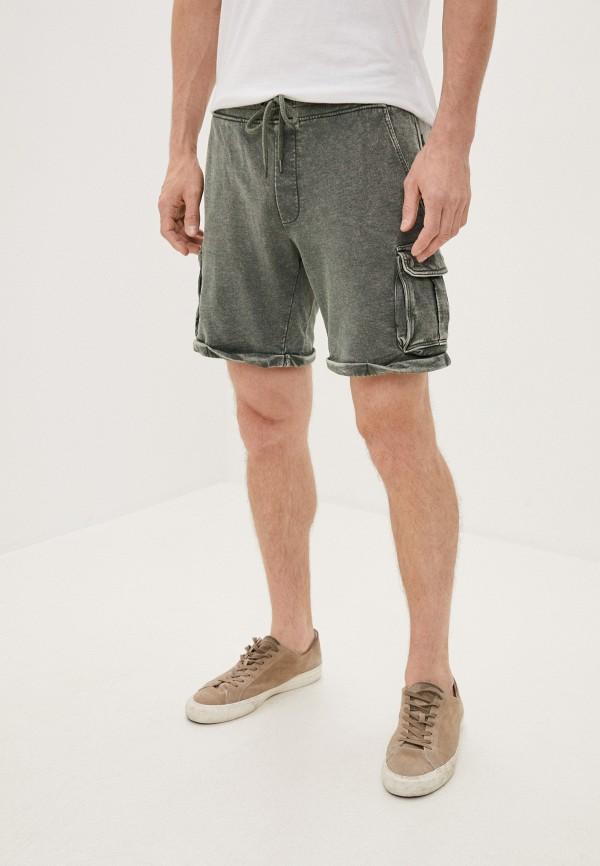 мужские повседневные шорты jack & jones, зеленые