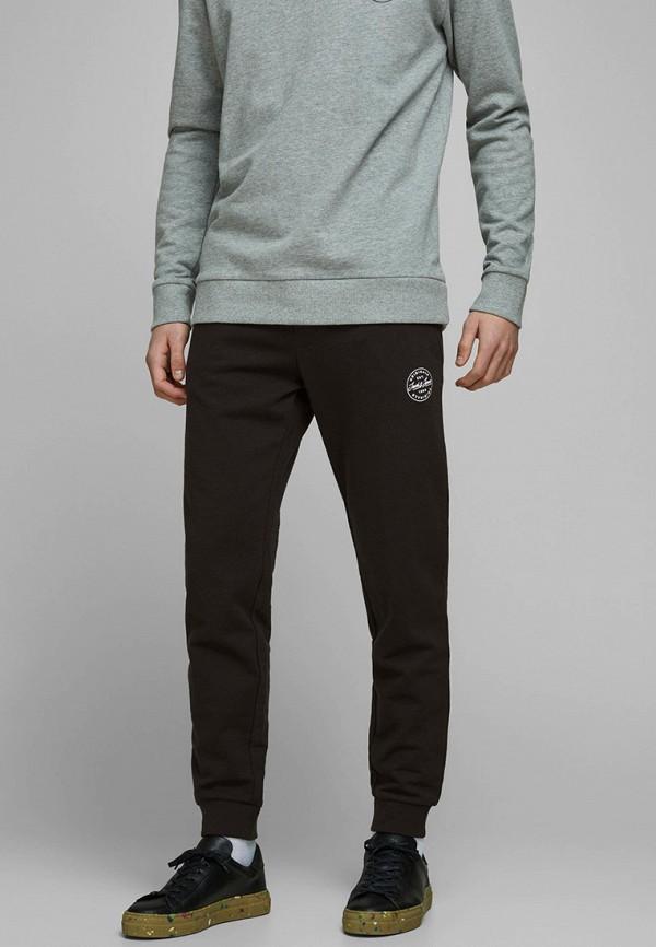 мужские спортивные брюки jack & jones, черные
