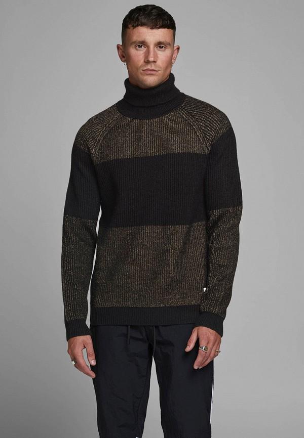 мужской свитер jack & jones, разноцветный