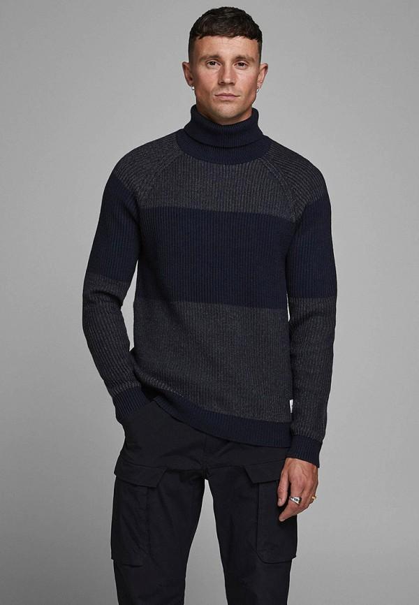 мужской свитер jack & jones, синий