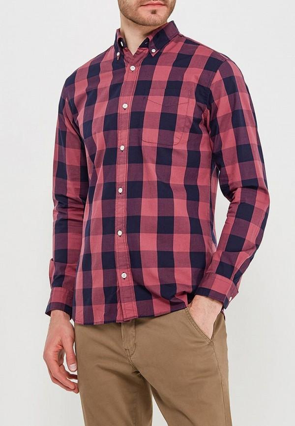 Купить Рубашка Jack & Jones, ja391emzbh76, бордовый, Весна-лето 2018
