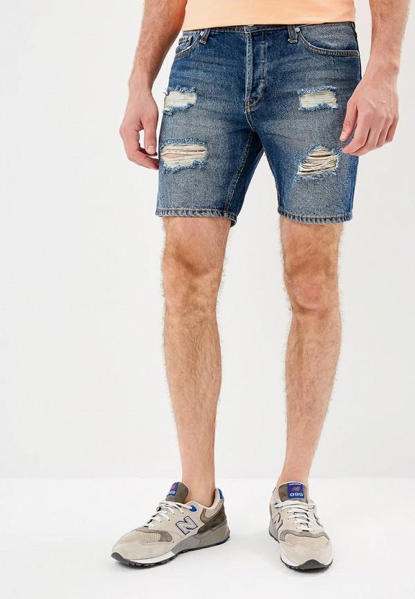 Шорты джинсовые Jack & Jones Jack & Jones JA391EMZJY62 шорты jack