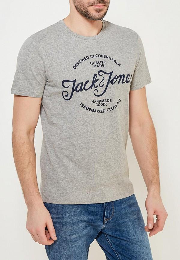 Футболка Jack & Jones Jack & Jones JA391EMZJZ00 футболка asos 625532 jack wills