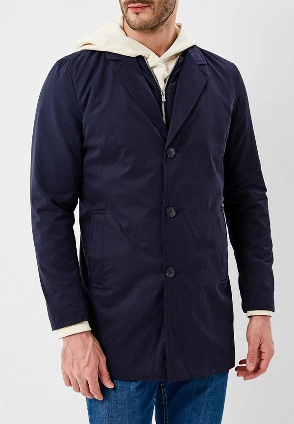 Куртка утепленная Jack & Jones, ja391emzjz60, синий, Весна-лето 2018  - купить со скидкой