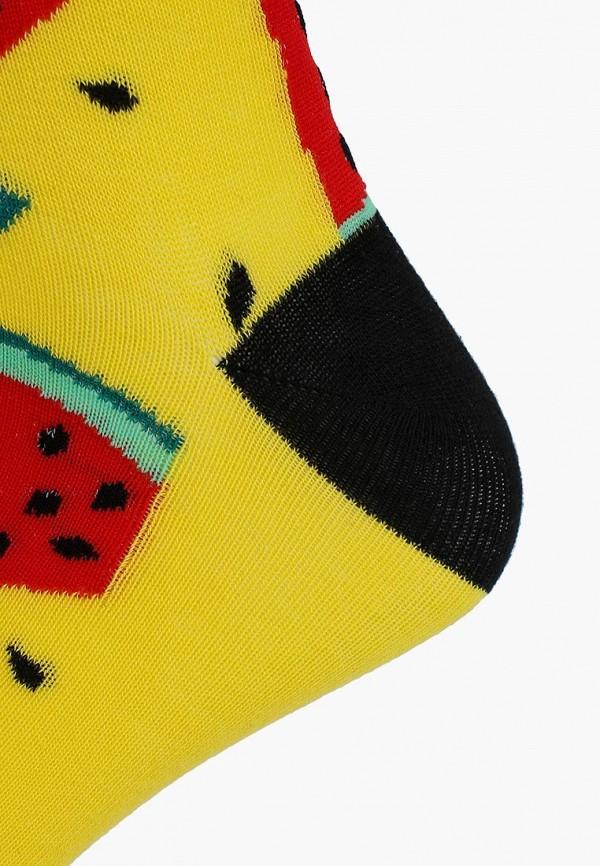 Фото 2 - Носки Jack & Jones желтого цвета