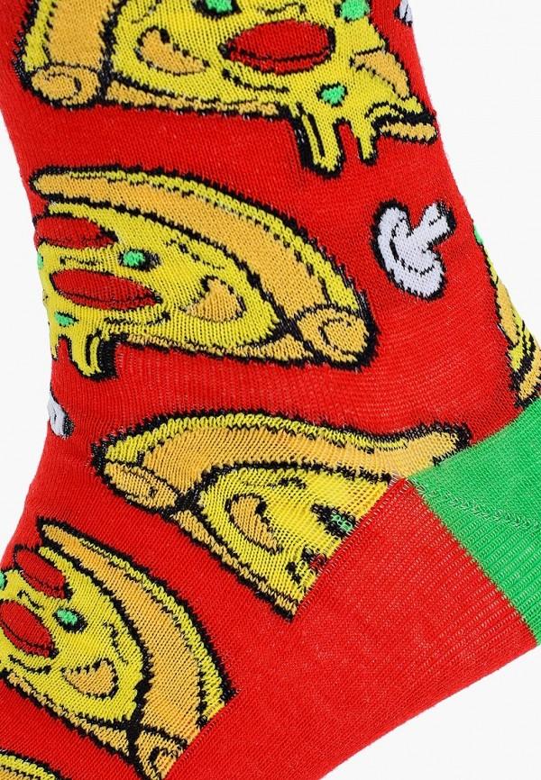 Фото 2 - Носки Jack & Jones красного цвета