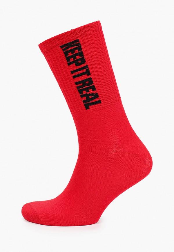 мужские носки jack & jones, красные
