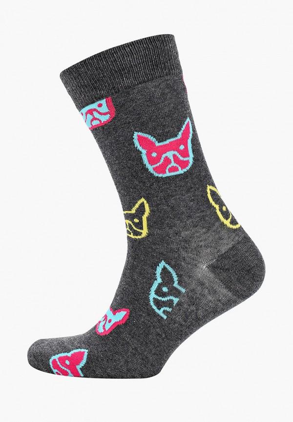 мужские носки jack & jones, серые