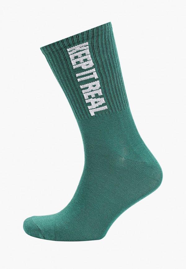 мужские носки jack & jones, зеленые