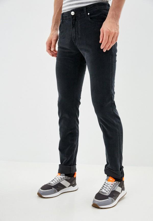 мужские повседневные брюки jacob cohen, серые