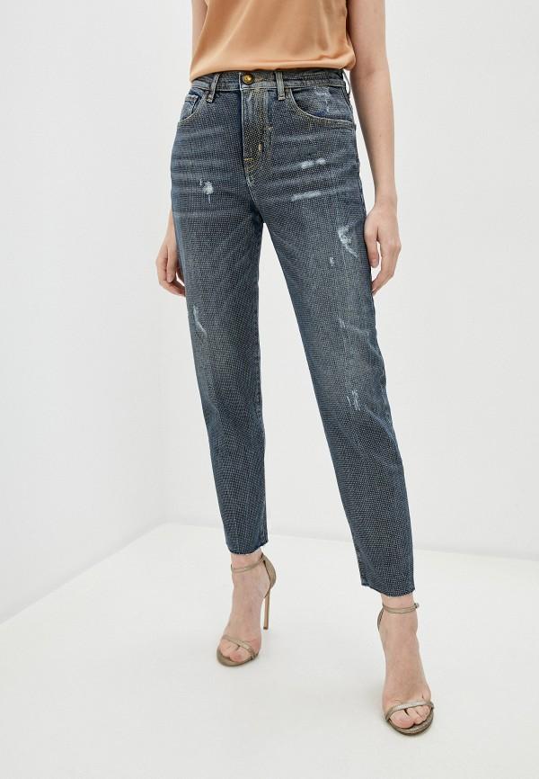 женские джинсы jacob cohen, синие
