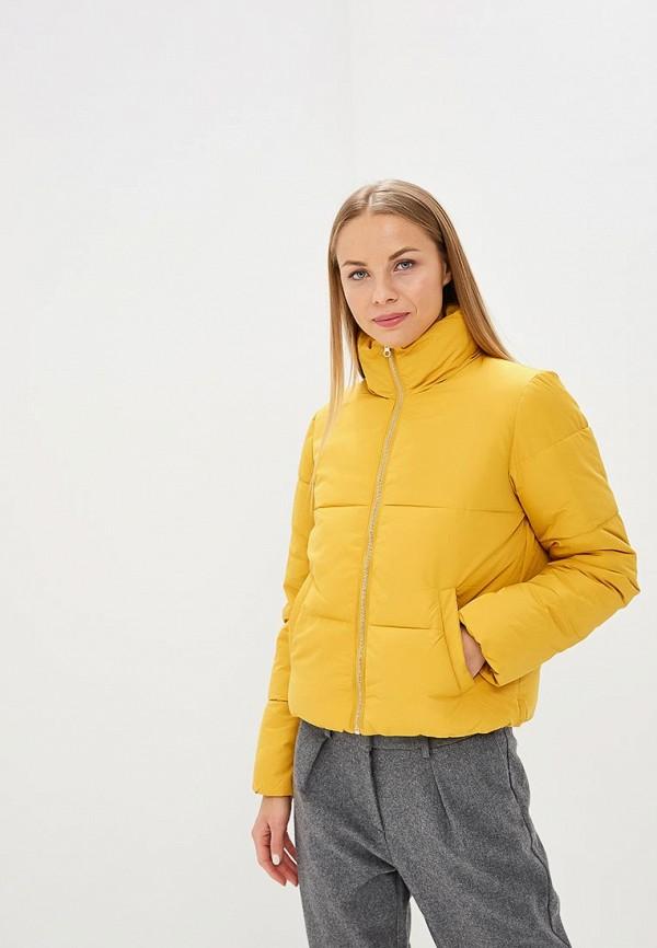 Куртка утепленная Jacqueline de Yong Jacqueline de Yong JA908EWBULD7