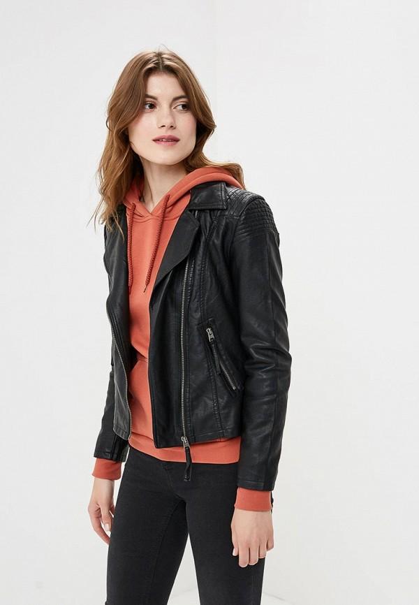 Куртка кожаная Jacqueline de Yong Jacqueline de Yong JA908EWBULE1