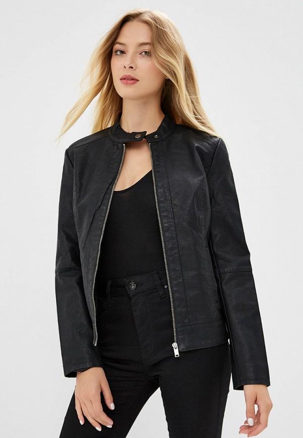Куртка кожаная Jacqueline de Yong Jacqueline de Yong JA908EWBULE4