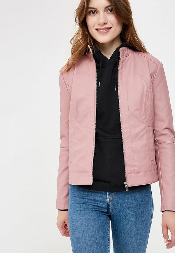 Куртка кожаная Jacqueline de Yong Jacqueline de Yong JA908EWBULE5
