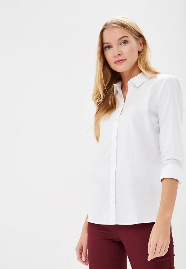 женская рубашка с длинным рукавом jacqueline de yong, белая