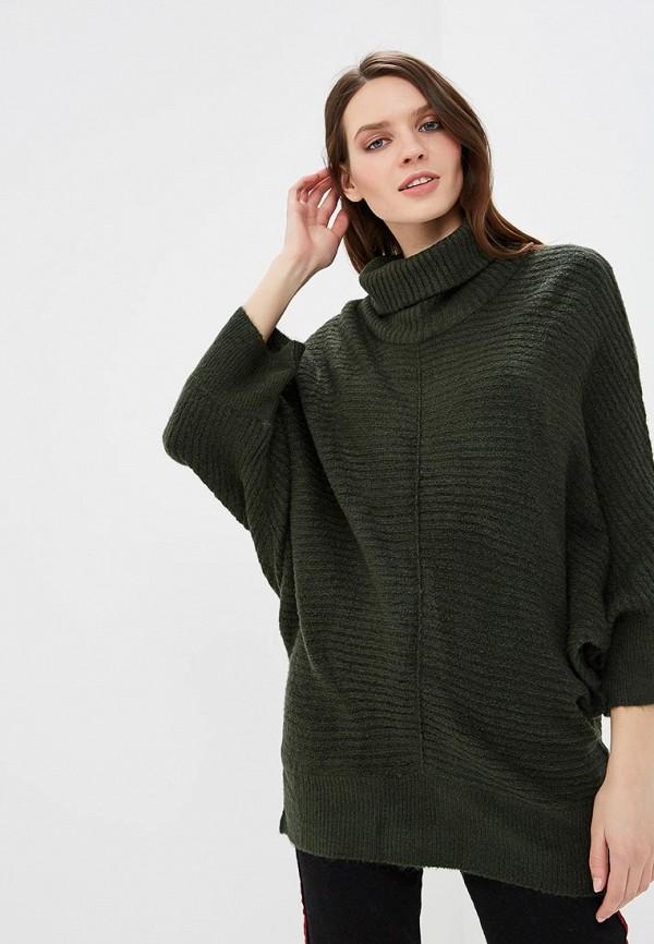 женское платье jacqueline de yong, зеленое