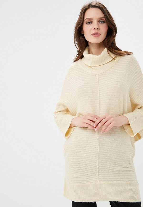 женское платье jacqueline de yong, бежевое