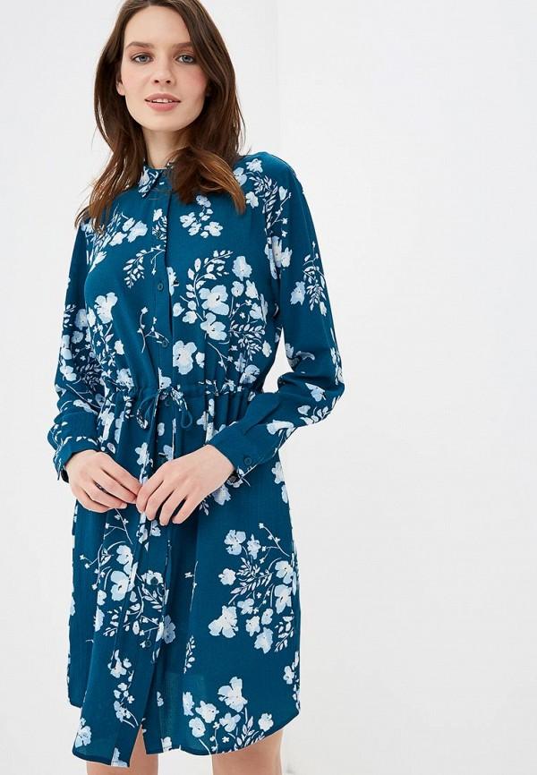 Купить Платье Jacqueline de Yong, ja908ewdnor9, синий, Весна-лето 2019