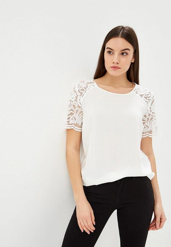 Купить Блуза Jacqueline de Yong, ja908ewdnos6, белый, Весна-лето 2019