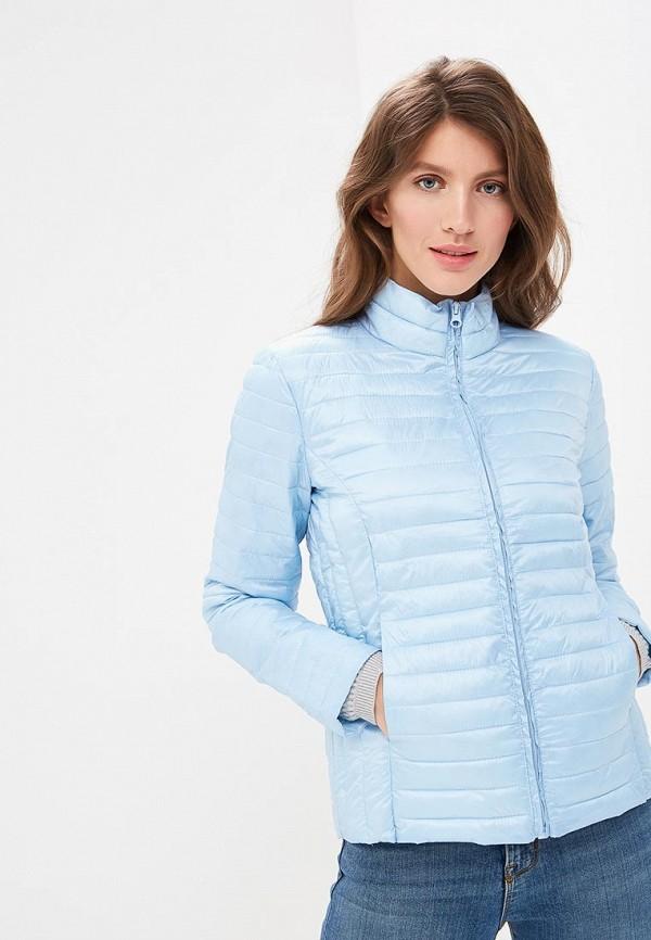 Купить Куртка утепленная Jacqueline de Yong, ja908ewdnot0, голубой, Весна-лето 2019