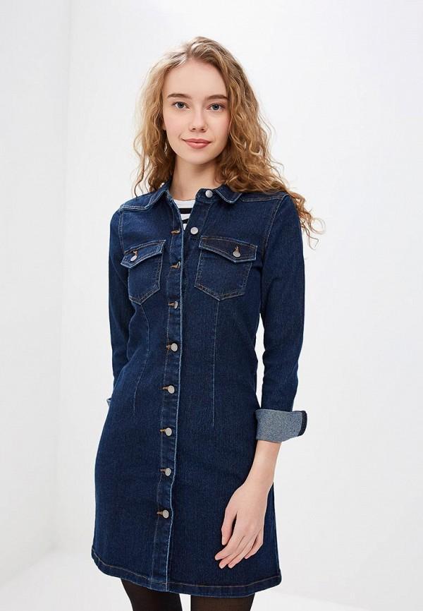 Платье джинсовое Jacqueline de Yong Jacqueline de Yong JA908EWDRZK1