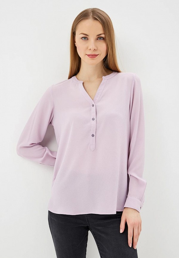 Купить Блуза Jacqueline de Yong, ja908ewdsww2, фиолетовый, Весна-лето 2019