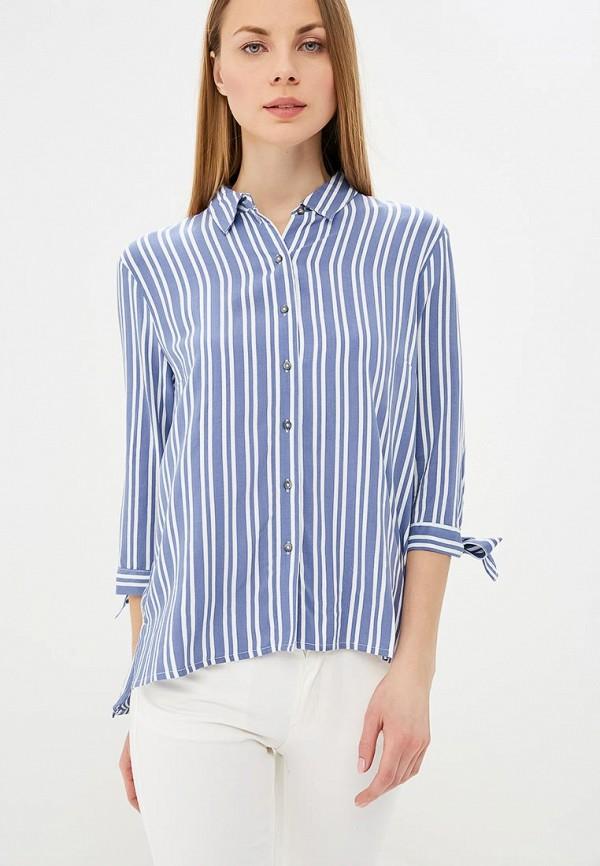 Купить Блуза Jacqueline de Yong, ja908ewdswx1, синий, Весна-лето 2019