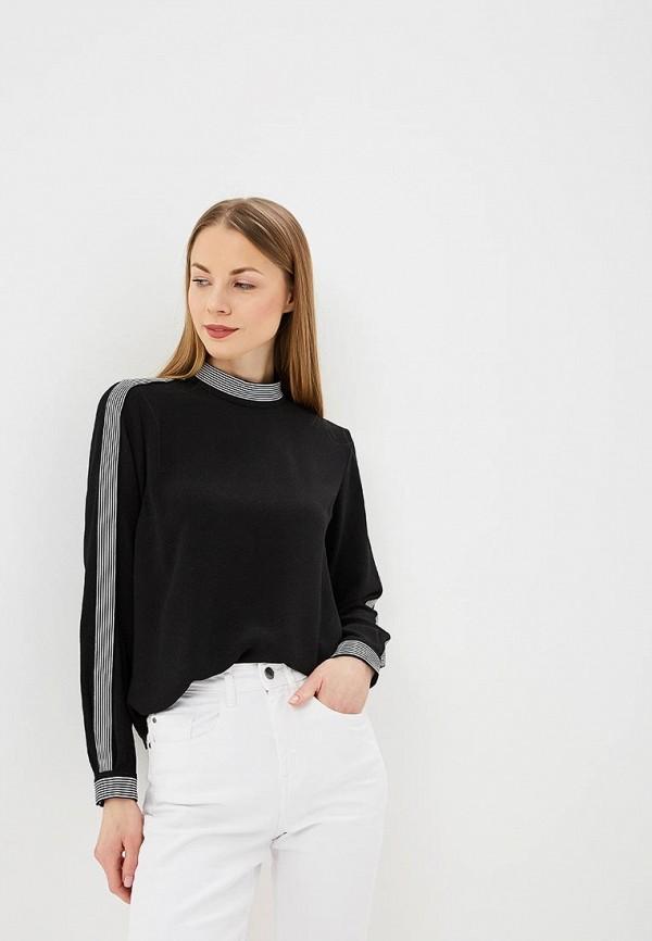Купить Блуза Jacqueline de Yong, ja908ewdswx7, черный, Весна-лето 2019