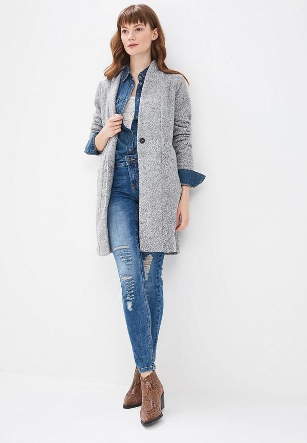 Пальто Jacqueline de Yong Jacqueline de Yong 15172529 фото 2