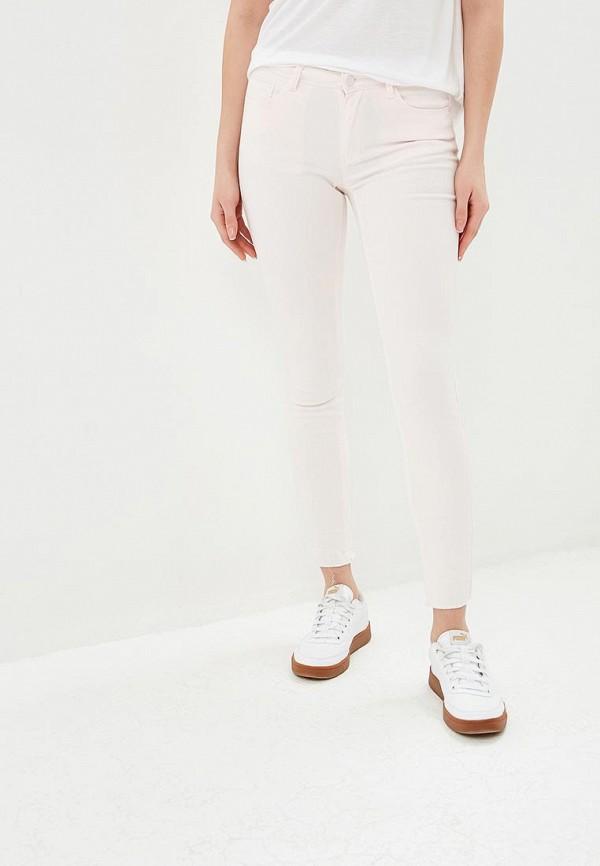женские повседневные брюки jacqueline de yong, розовые