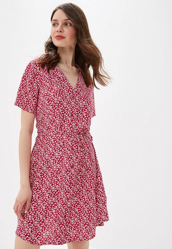женское платье jacqueline de yong, розовое