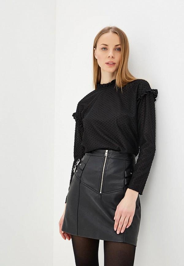 Купить Блуза Jacqueline de Yong, ja908ewedcu4, черный, Весна-лето 2019