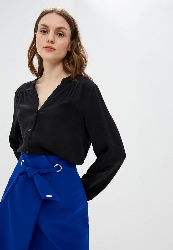 женская блузка с длинным рукавом jacqueline de yong, черная