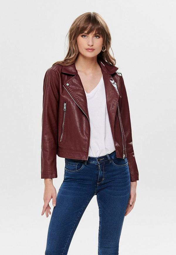 Куртка кожаная Jacqueline de Yong Jacqueline de Yong JA908EWFKIC4 куртка кожаная jacqueline de yong jacqueline de yong ja908ewznx34