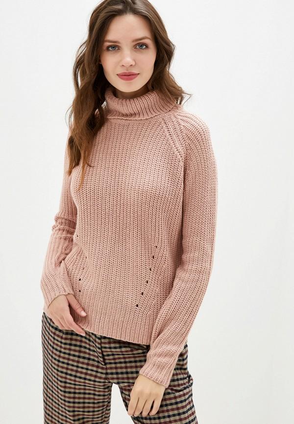 женский свитер jacqueline de yong, розовый