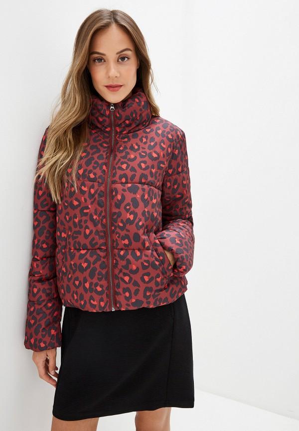 Куртка утепленная Jacqueline de Yong Jacqueline de Yong JA908EWFKIF3 куртка кожаная jacqueline de yong jacqueline de yong ja908ewznx34