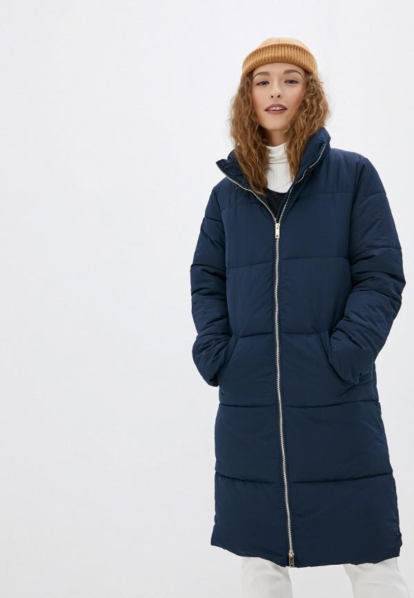 Фото - Куртку утепленная Jacqueline de Yong синего цвета