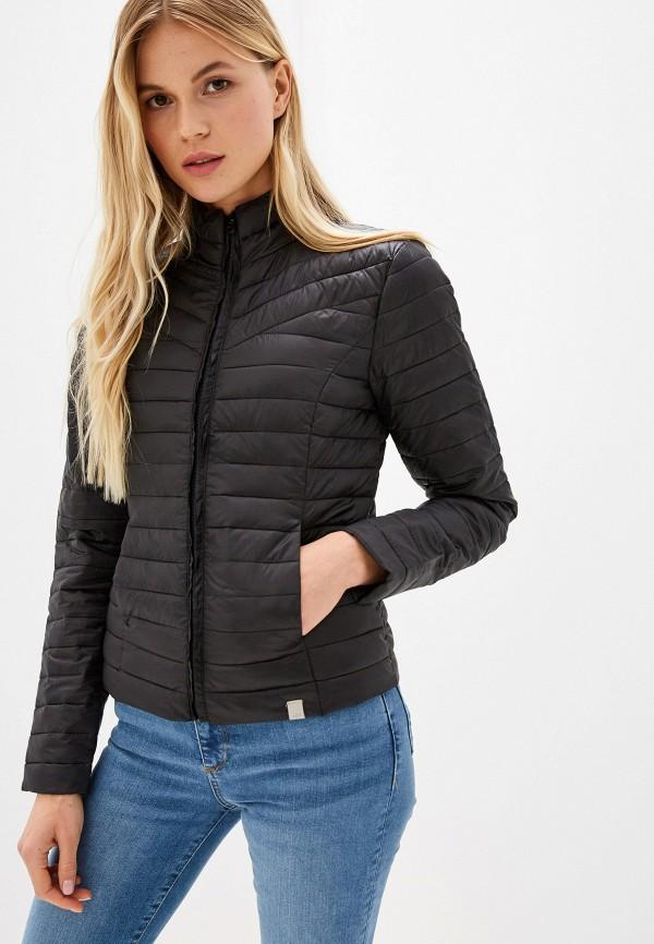 Фото - Куртку утепленная Jacqueline de Yong черного цвета