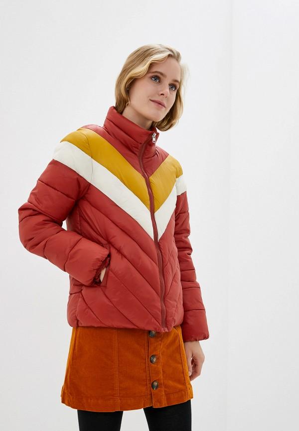 женская утепленные куртка jacqueline de yong