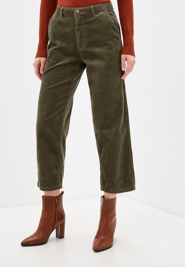 женские повседневные брюки jacqueline de yong, хаки