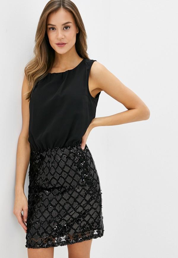 женское вечерние платье jacqueline de yong, черное