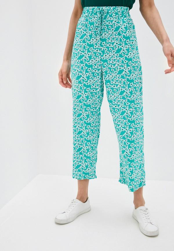 женские повседневные брюки jacqueline de yong, бирюзовые