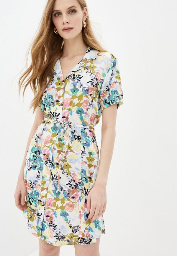 женское платье jacqueline de yong, разноцветное
