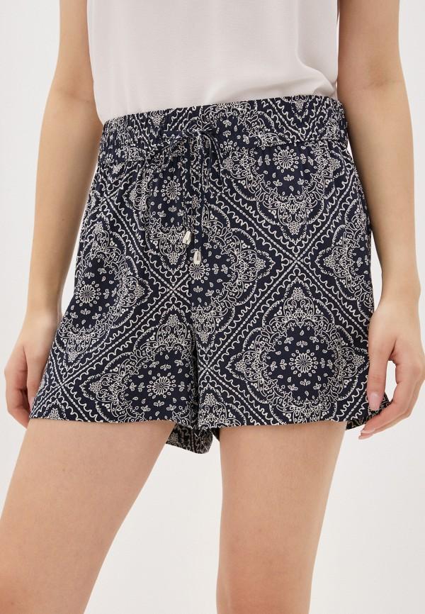 женские повседневные шорты jacqueline de yong, синие
