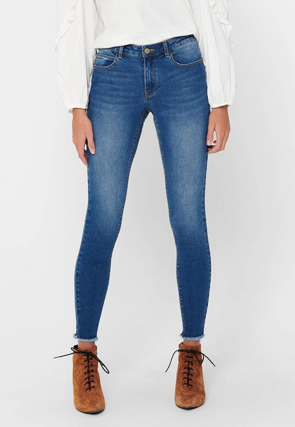 женские джинсы jacqueline de yong, синие